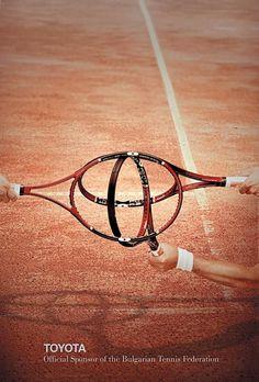 Toyota y el Tenis.