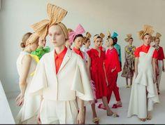 Delpozo lleva el atardecer veraniego a la Semana de la Moda de Nueva York - Noticias : Desfiles (#867884)