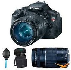 Canon is just one of the leading producers of high quality cameras that make pictures with wonderful resolution and then illumination. Canon Video Camera, Canon Lens, Canon Cameras, Kodak Digital Camera, Digital Slr, Telephoto Zoom Lens, Make Pictures, Camera Reviews, Canon Eos Rebel