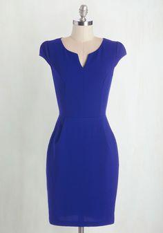 Cove Conference Dress, #ModCloth