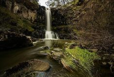 "Ballarat ""::: MOORABOOL FALLS ::: ""Perfect spring day on Saturday - took the opportunity to visit Moorabool…"" Take The Opportunity, Spring Day, Trekking, Greenery, Nature Photography, Trail, Waterfall, Hiking, Camping"