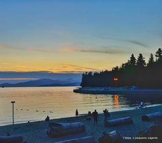 Felipe, o pequeno viajante: Vancouver - roteiro de 4 dias com dicas de onde passear, estacionar e comer (diário de bordo e post índice)