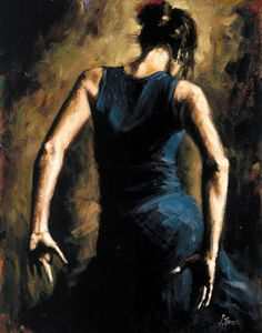 Fabian Perez Flamenco II painting is available for sale; this Fabian Perez Flamenco II art Painting is at a discount of off. Fabian Perez, Pulp Art, Illustrations, Great Artists, Female Art, Original Art, Art Gallery, Images, Sketches