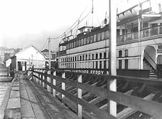 Archives Photos of the Day: North Shore Ferries - Pictures from the Vancouver Public Library and City of Vancouver Archives Boat Plans, North Shore, West Coast, Vancouver, Past, Coastal, Archive, Photos, Pictures