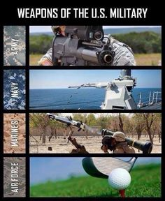 OutOfRegs - Archives | Weapons Of The U.S. Military