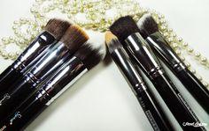 Hard Sakura  | Por Caroline Beltrame: Beleza, moda, tendências e novidades: Comparando pincéis Sigma e pincéis Macrilan