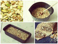 Paleo Bread, Oatmeal, Vegan, Cooking, Breakfast, Food, The Oatmeal, Morning Coffee, Meal
