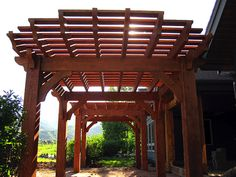 ( Western Timber Frame )  Carmichael1 by westerntimberframing, via Flickr