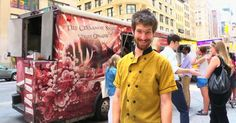 NYC's Cinnamon Snail Vegan Food Truck Is Still on the Road; Appearing Weekly at NJ Market