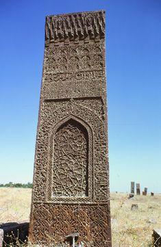 Selçuklu Mezar Taşı, Ahlat-Bitlis