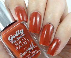 Barry M - Gelly Hi Shine - Paprika 32