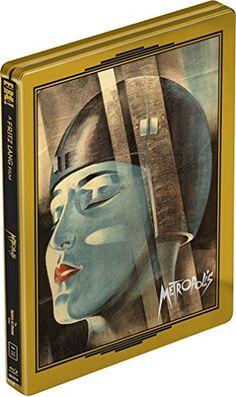 Metropolis - Blu-Ray (Masters of Cinema Region B) Release Date: Available Now (Amazon U.K.)