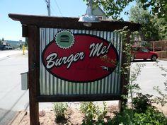 Burger Me, Truckee California