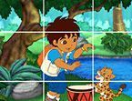 Printable puzzles from Nick Jr