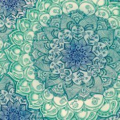 Emerald Doodle