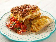Get Loaf Pan Lasagna Recipe from Food Network