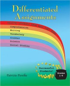 Differentiated Assignments by Pat Pavelka