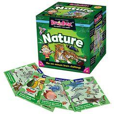 Buy BrainBox Nature 10 Minute Challenge Game Online at johnlewis.com