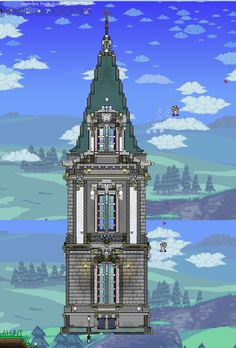 baroque sidetower by Manabi