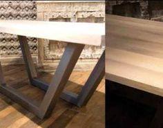 Eichentisch Designer, Entryway Tables, Modern, Furniture, Home Decor, Timber Wood, Food, Trendy Tree, Interior Design
