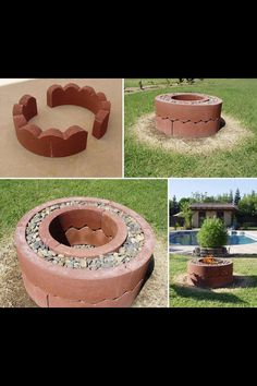 Firepit Ideas, Firepit Design, Fire Pit Uses, Easy Fire