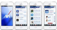 Conseil sur les applications mobiles d'AXA Banque | Do Ingenia