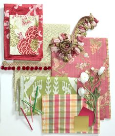 Palm Beach Fabric Collection. Image: calicocorners.com.