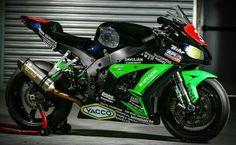 Kawasaki ZX 10 R