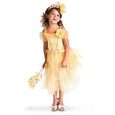 Floral Belle Costume Collection