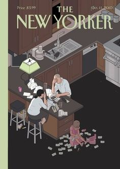 Image result for october 11 2010 new yorker cover
