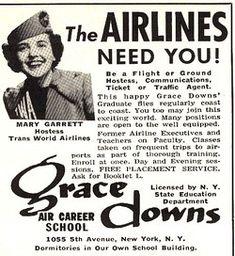 air career school ad