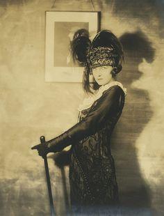 Irene Castle 1917 - Turn of the Century Fashion that scandalized.   http://myvintagevogue.com/