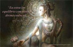 Lótus Sagrado: Equilíbrio da divina essência