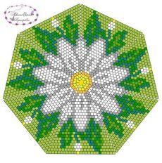 Peyote Patterns, Beading Patterns, Cross Stitch Patterns, Tapestry Crochet Patterns, Beaded Banners, Beaded Boxes, Crochet Chart, Cross Stitch Flowers, Crochet Motif