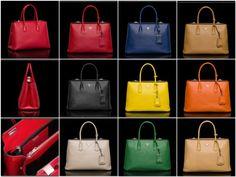 Must Have Handbags – Fashion Style Magazine Bag Prada, Prada Handbags, Fashion Handbags, Margiela Shoes, Fashion Mag, Fashion Beauty, Must Haves, Valentino, Style Inspiration
