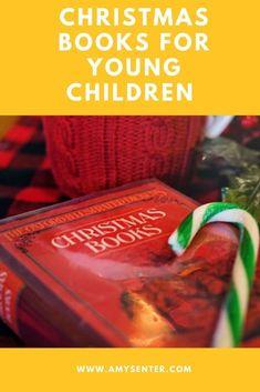 Christmas Books for Little Ones | Amy Senter | Intentional Living