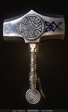 hello firends this video product of whitedoor and i will infrom you ye have call center and those patical sutdent and those thor hammer name and some limited question thor hammer and buy thor mjolnir Cosplay Weapons, Anime Weapons, Fantasy Weapons, Thor Hammer Tattoo, Beil, Nordic Tattoo, Weapon Concept Art, Viking Warrior, Viking Jewelry