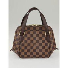 Louis Vuitton Damier Canvas Belem PM Bag