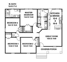 House Plans on modern traditional house plans