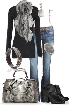 """Untitled #203"" by alison-louis-ellis on Polyvore"
