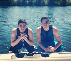 Finn and Jack Harries 😊 you can find Jack on YouTube, just search jacksgap.