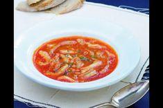 Hospodská dršťková polévka Thai Red Curry, Food And Drink, Soup, Cooking, Ethnic Recipes, Red Peppers, Kitchen, Soups, Brewing