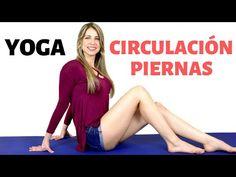 Yoga para la circulación en las piernas | Varices | Dale Yoga A Tu Vida - YouTube Best Home Workout Program, Workout Programs, At Home Workouts, Yoga Kundalini, Yoga Youtube, Yoga Moves, Online Yoga, Yoga Session, Zumba