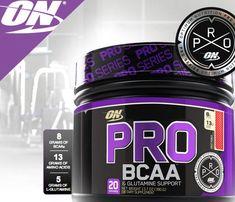 NOVO Produto da Optimum Nutrition: PRO BCAA: http://www.nutrivitasuplementos.com/products.php?product=Optimum-Nutrition-%252d-PRO-BCAA-%26-Glutamina-Suporte-20-Doses-