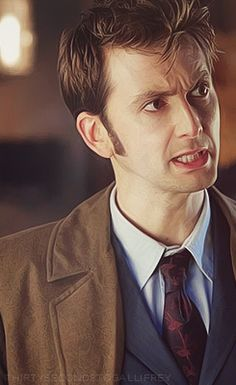 This has to be one of my favorite picture of David Tennant.