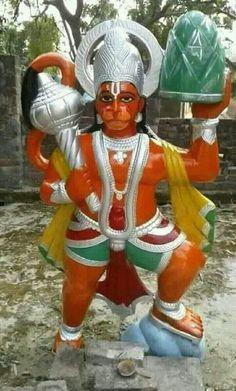 Hanuman Photos, Hanuman Images, Ram Bhagwan, Hanuman Murti, Ram Hanuman, Shiva Songs, Lord Hanuman Wallpapers, Ganpati Bappa, India Art