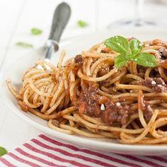 Spaghetti bolognese by Monia