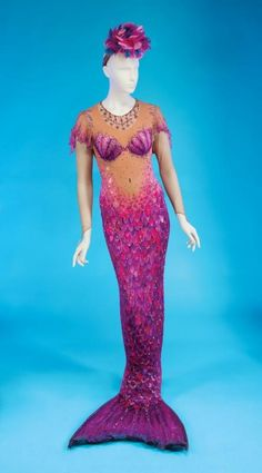 The little mermaid costume naked images 622