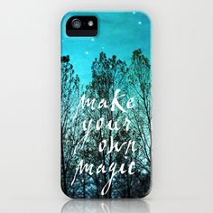 make your own magic iPhone Case by Sylvia Cook Photography - $35.00  #iphonecase #samsungS4 #samsungcase #phonecase
