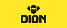 Dion Sandblast Logo Design